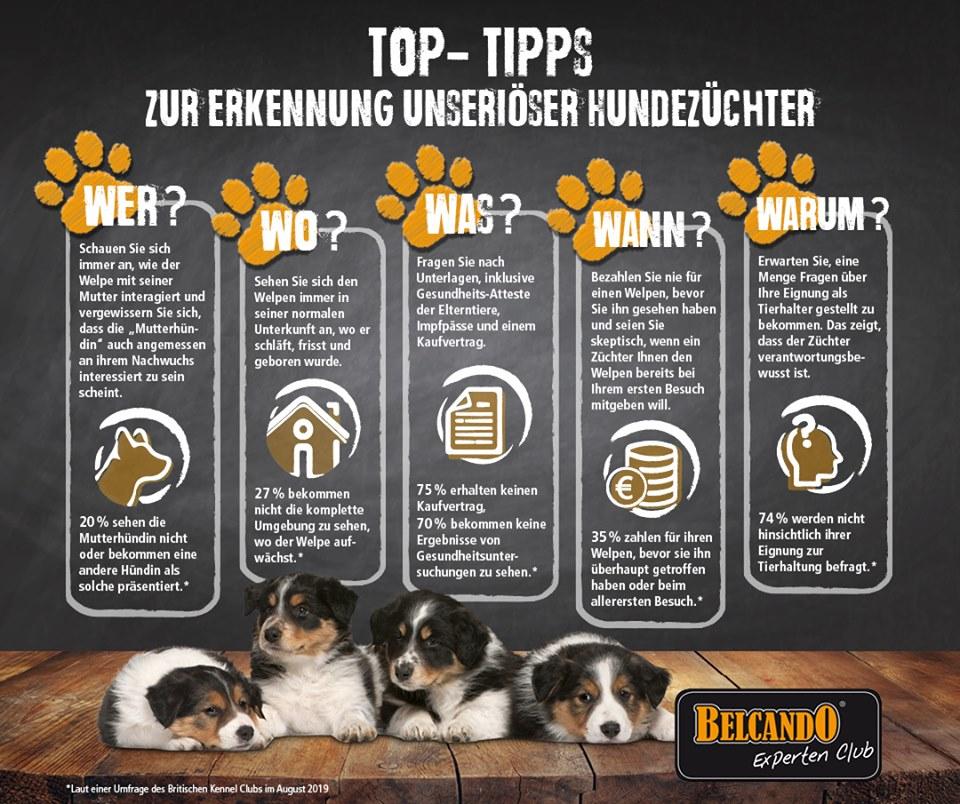 Hundezüchter | Quelle: Belcando.de